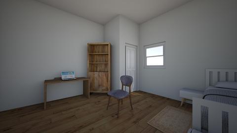 Bedroom - by mariacha177