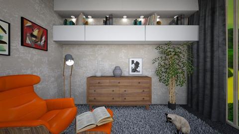 living room - Minimal - Living room - by Vasile Bianca Rozalia
