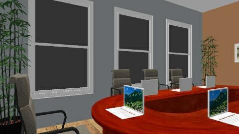 Junta Directiva - Office - by Andrea Vega