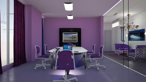 office - by nat mi