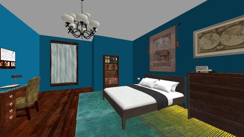 Recantos II - Living room - by mel1808