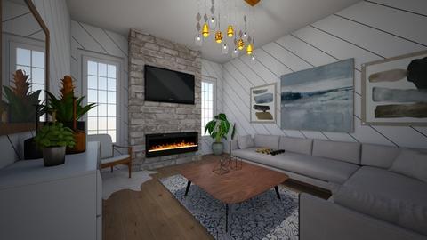 modd - Living room - by dena15
