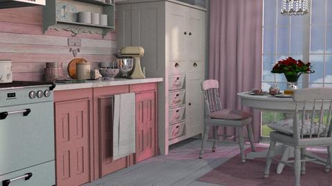 Shabby Kitchen - by meggle