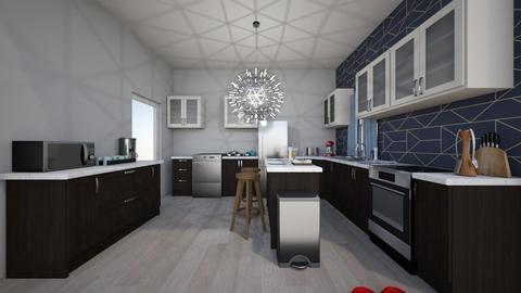 Mimis Kitchen Renovation - Modern - Kitchen - by cbruno23