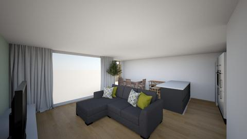 Woonkamer3 - Living room - by Gouwzee