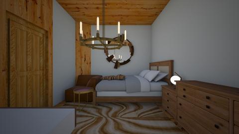 Rustico - Rustic - Bedroom - by JaidenLegg