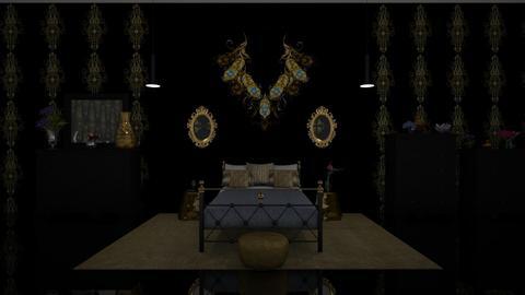 339 - Bedroom - by Jade Autumn