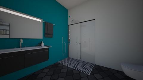Bathroom - by Itsskarla33