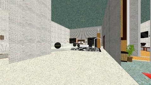 The new Krown residence - Modern - Living room - by vivi_morena