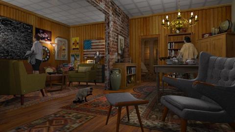 Vintage Shop - by Valentinapenta