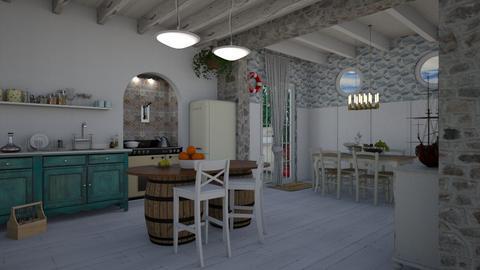 Kitchen - Eclectic - Kitchen - by Annathea