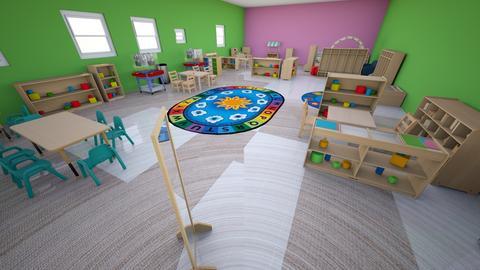 pre k - Kids room - by QAVBDEJGMRTPVXDYCTYTJCNYLKNANGT