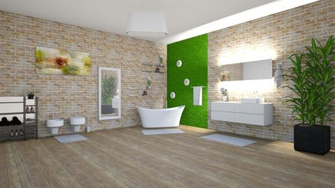 Chill - Bathroom - by Andre01