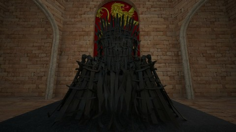 Game of Thrones - by deleted_1514005826_nan92