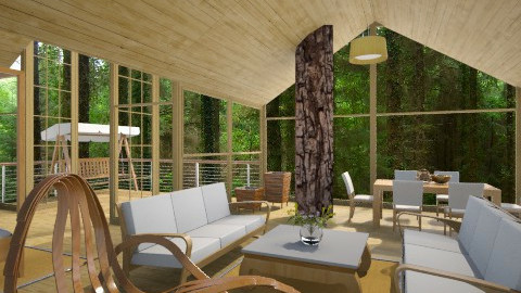 treehouse - by Vita17