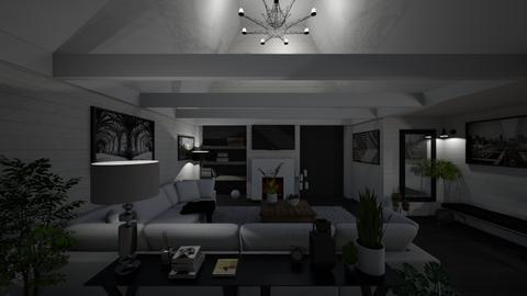 MySpace - Living room - by Nard8A