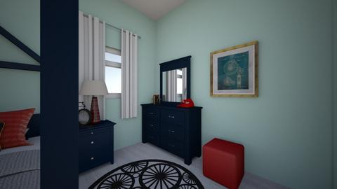 Bedroom - Kids room - by z5witherspoon