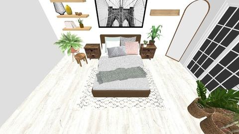 first room - Bedroom - by _Bootje_