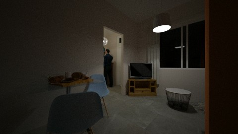 Living room to hall 2 - by DMLights-user-1037168