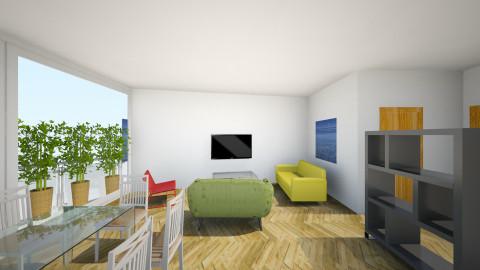whole flat  kitchen flip7 - by markh11