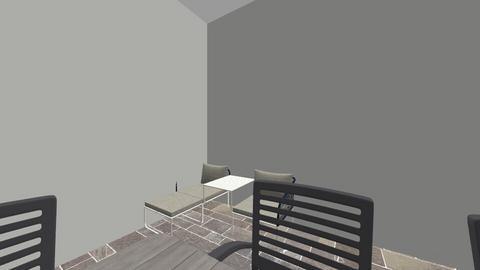Onze kamer 2 - Modern - Bedroom - by manonpeters