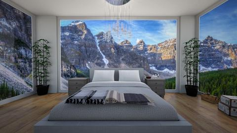 room 2 - Bedroom - by DanielFelipe22