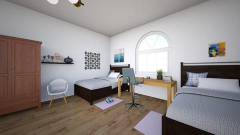 12 - Bedroom - by Petrovskaya_os