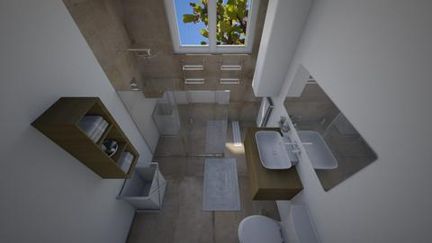 Bathroom - Modern - Bathroom - by KaTa_Rina1001