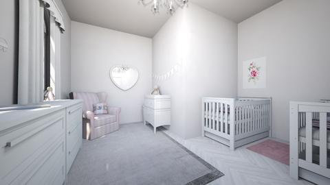 nursery - Classic - Kids room - by 0liviaRosee