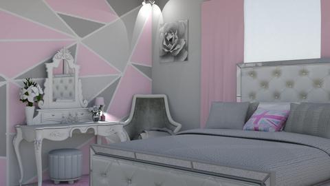 Lady Anastacia - Bedroom - by creato