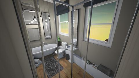Downstairs Bathroom - Bathroom - by rachelalicebradley
