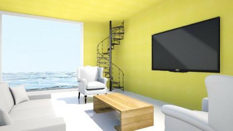moje - Modern - Living room - by ANALIJA