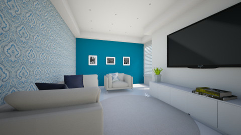 Sala  - Living room - by daanilopess