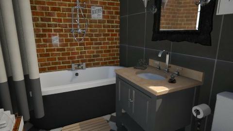 Boys Room - Classic - Bathroom - by Lisett