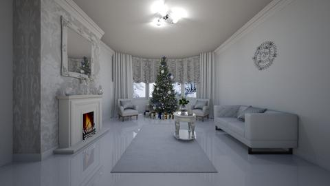 Dreamy Christmas - Modern - Living room - by creato
