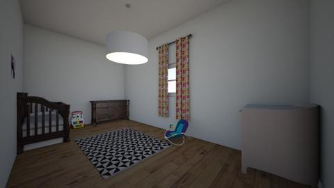 HOME - Kids room - by andrijaaca