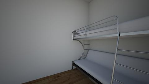 flexible bedroom - by imhacker2007
