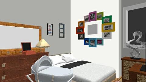 MyNewBedroom - Bedroom - by enid_nash