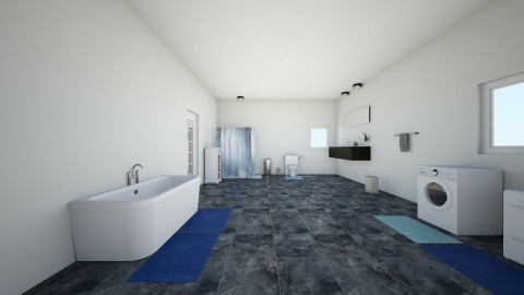 simple - Classic - Bathroom - by Jada Thomas