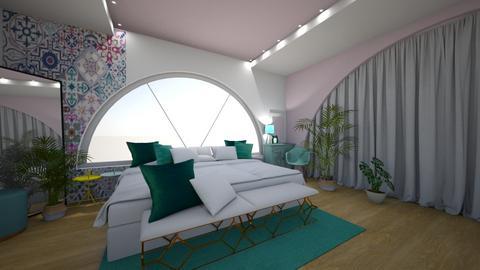 Maksimalist Bedroom - by Kapi016