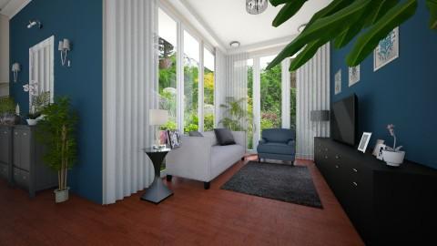 New Living Room View 4 - Minimal - by Ejad Shukri