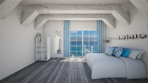 jhug - Bedroom - by karolka0614