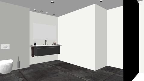Claartjes Bathroom - Modern - Bathroom - by Dolfijntje9