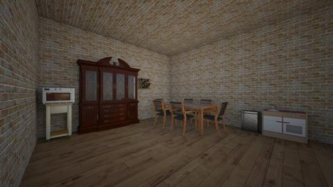 kitchen - Classic - Dining room - by miranwilli24