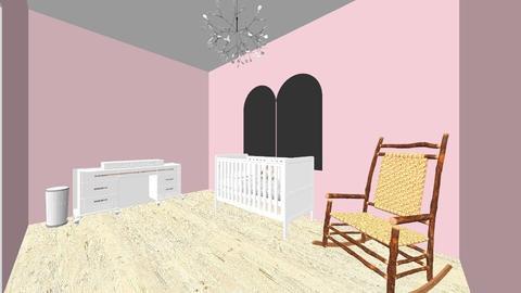 Nursery - Kids room - by Zandra Docken