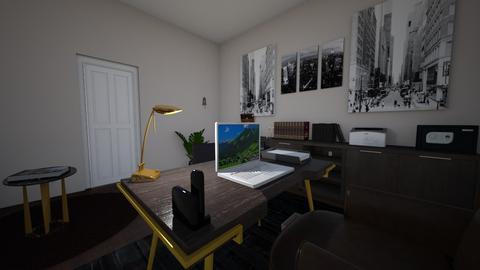 sha - Office - by Schneesi