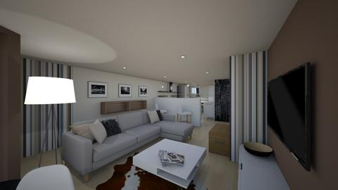 Apartment overview - by Laurence Meyer