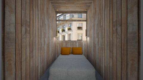 Casa209Bedroom - Eclectic - Bedroom - by nickynunes