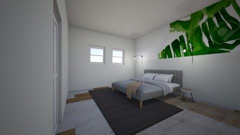 Scandi room - Modern - Bedroom - by Evie11