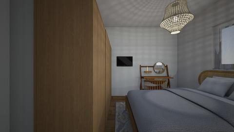REVITAL BEDROOM 1AB - by michalwolfson